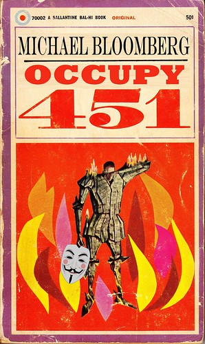 OCCUPY 451 by Colonel Flick