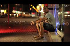 D a y | TwohundredTwentyOne -- Street Test Shot (Jay Morales Photography) Tags: street face nikon dubai jay rocky poker avant garde morales gathercole strobist d700