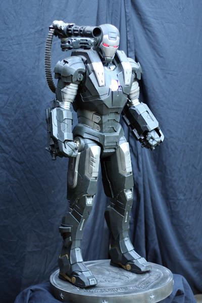 Warmachine half scale statue 6358790683_0425f0e12f_z