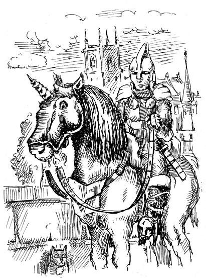 horseman1bookXL