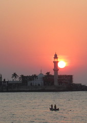 Haji Ali Dargah, Mumbai (Velachery Balu) Tags: mumbai hajiali hajialidargah humayunn humayunnnapeerzaada