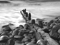 Westward Ho! Groynes #1 20-11-11 (Tim Barker - in North Devon) Tags: southwest nikon devon filter lee nd westcountry groynes northdevon leend westwardho ndfilter ndgrad leefilters timbarker d7k d7000 westwardhogroynes