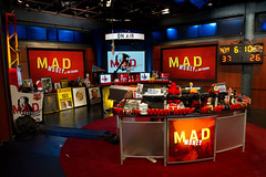 CNBC-Mad Money 1 (APG Displays) Tags: jimcramer lpd madmoney prysm videowalls apgdisplays broadcastdisplaysolutions
