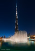 Mega Fountains for Mega Tower (DanielKHC) Tags: blue panorama water vertical digital mall nikon long exposure dubai cityscape uae khalifa hour fountains dri burj blending d300 danielcheong danielkhc vertorama tokina1116mmf28