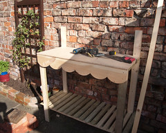 Potting Table__06 (chippykev) Tags: york diy gardening homeprojects pottingtable pottingbench kevinbailey joinerkev chippykev howtobuildadiypottingbenchchippykevkevinbaileypottingtable