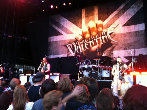 Uproar Festival 2011