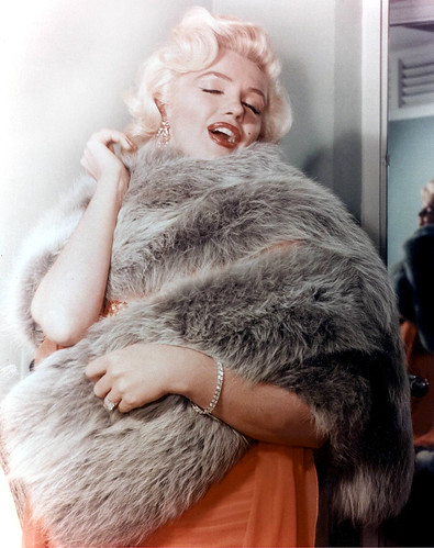 Marilyn Monroe - publicity shot  by Jack's Movie Mania