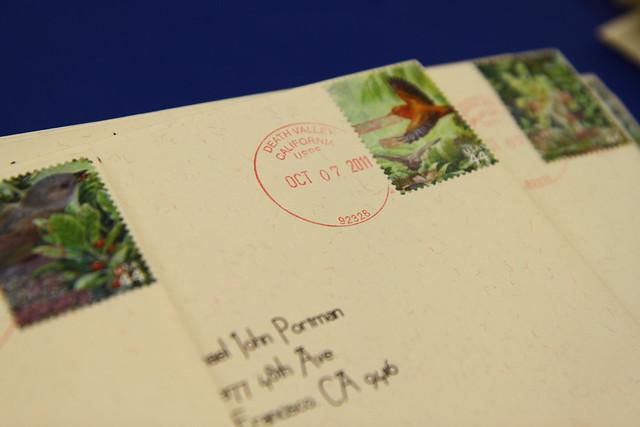 Dear Mr. Postman
