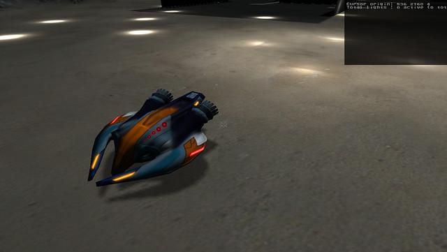 Alien Scout WiP 1