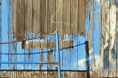 derelict (locum60) Tags: blue shadow port nikon hamburg blau hafen schatten crusty verlassen d7000