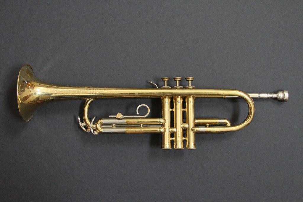 1963 Buescher Aristocrat Trumpet
