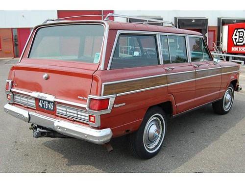 Wagon 1977 1977 Jeep Wagoneer 5.9 Aut