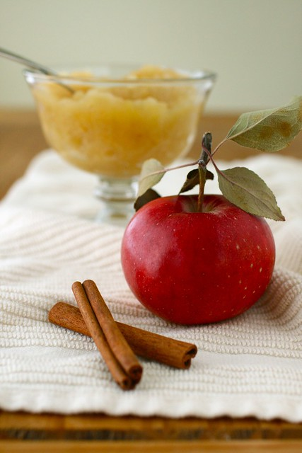 From Tree to Table: Homemade Applesauce