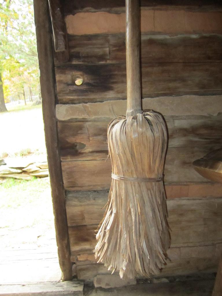 hickory split mop