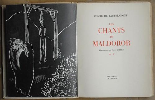 Comte de Lautréamont   Les Chants de Maldoror - a photo on Flickriver bc7fe6589f3d