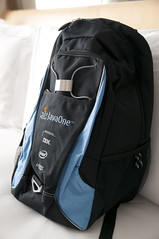 JavaOne Backpack, JavaOne 2011 San Francisco