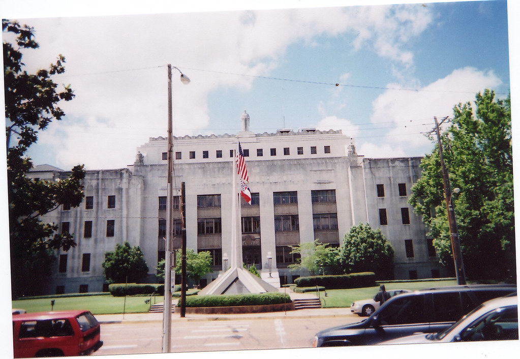 Hinds County Court House (Jackson, Ms.)