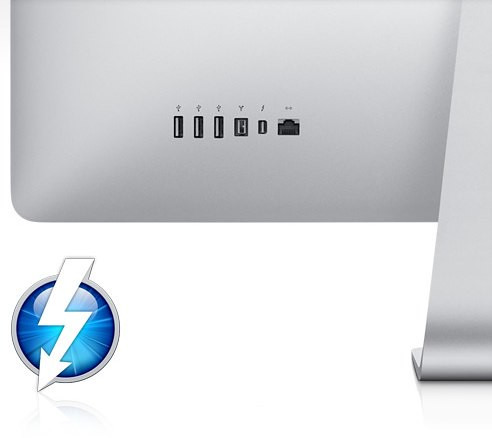 Apple - Thunderbolt Display - More pixels and more possibilities.