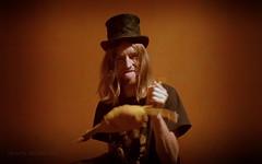 The Mad Arab (Grzegorz Chorus) Tags: samhain cthulhu grotesque necronomicon piewak yogsothoth bajki krakoff mercyfulfate straszne abdulalhazred idiotawszafie szalonyarab lastfm:event=2076867