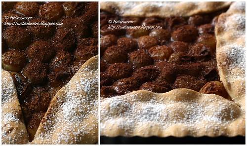 crostata d'uva