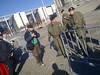 Absperrung vorm Reichstag ist offen