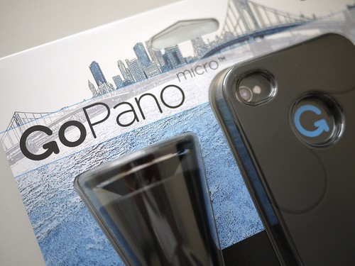 GoPano micro