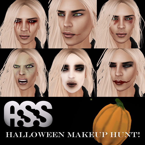 A:S:S Halloween makeup hunt! by Photos Nikolaidis