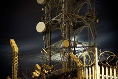 the source (jonny violence yeah?) Tags: tower broadcast night canon dark rebel tv kiss landmarks carlisle x3 500d rebelt1i kissx3 t1i