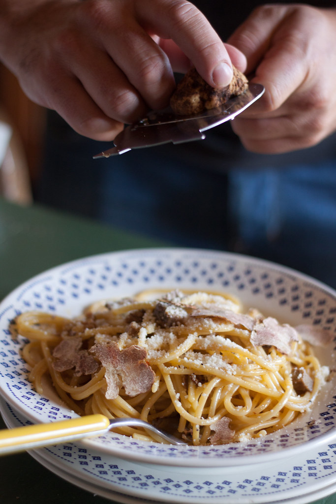 Best tartufo pasta recipe