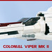 "Colonial Viper Mk. II • <a style=""font-size:0.8em;"" href=""http://www.flickr.com/photos/44124306864@N01/6258398005/"" target=""_blank"">View on Flickr</a>"