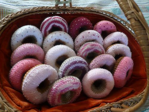 18 Doughnuts
