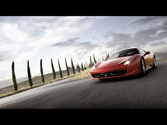 2011 Ferrari 458 Italia Pictures and video