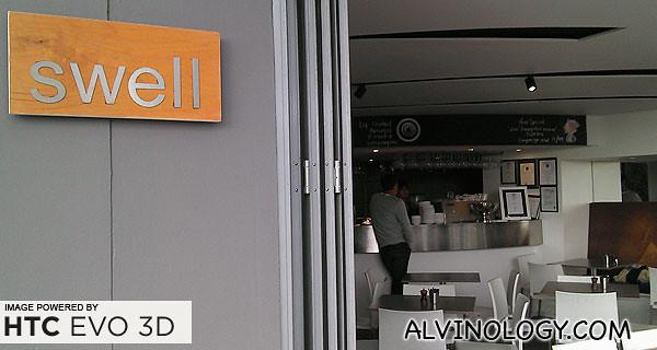 Swell restaurant