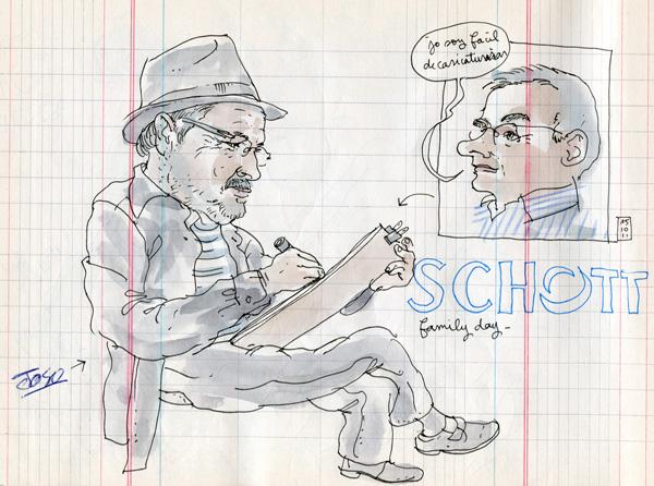 33rd sketchcrawl barcelona