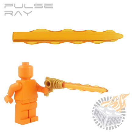 Pulse Ray - Trans Orange