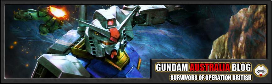 Gundam Australia Blog