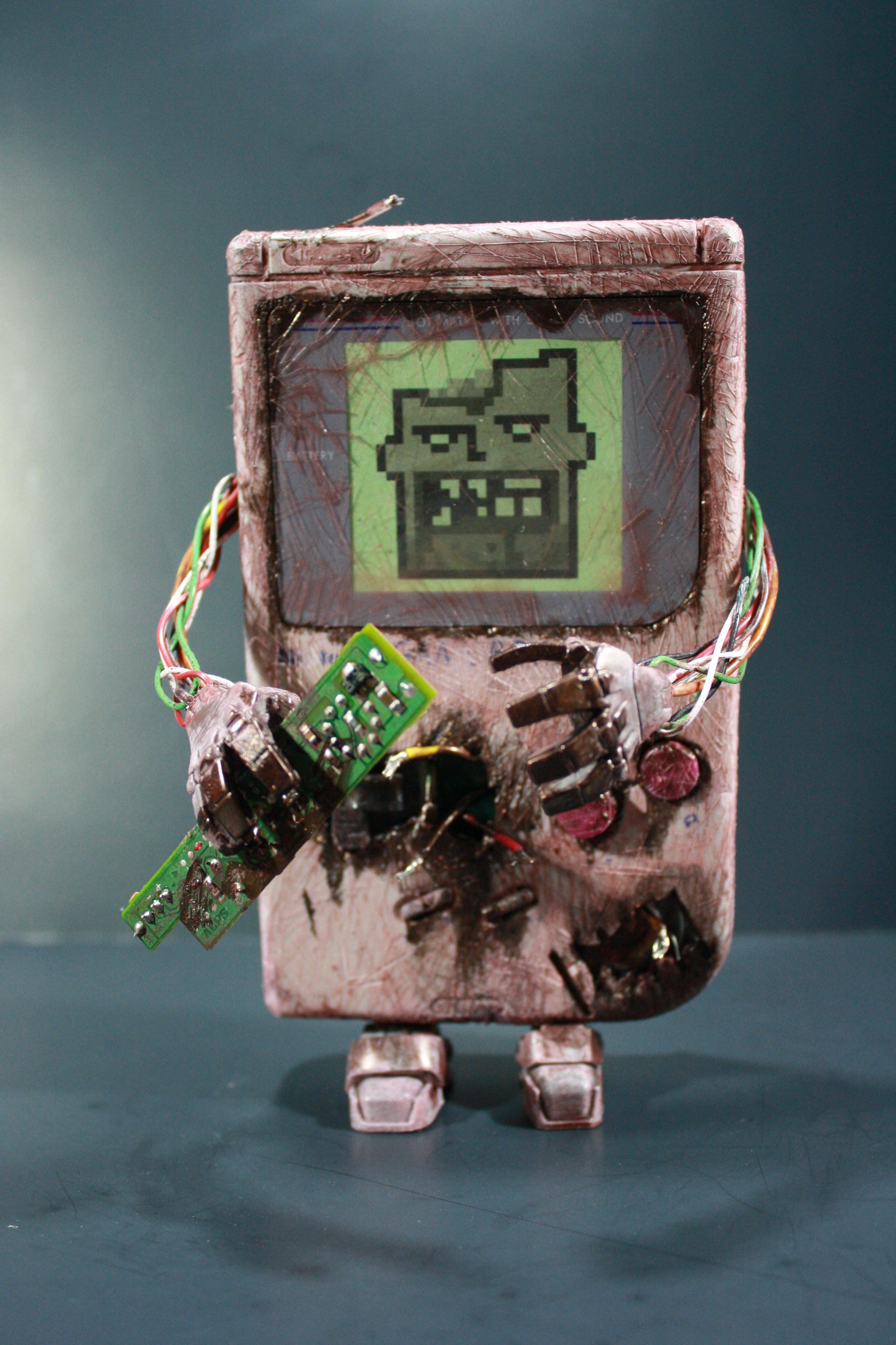 gameboy zombie