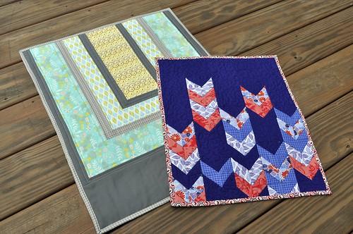 Duet Mini Quilt