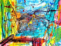 Titulo: Espejo de Luna (Claudia Ramirez 83) Tags: mexico arte delta colores desierto pintura naturalez claudiaramirez