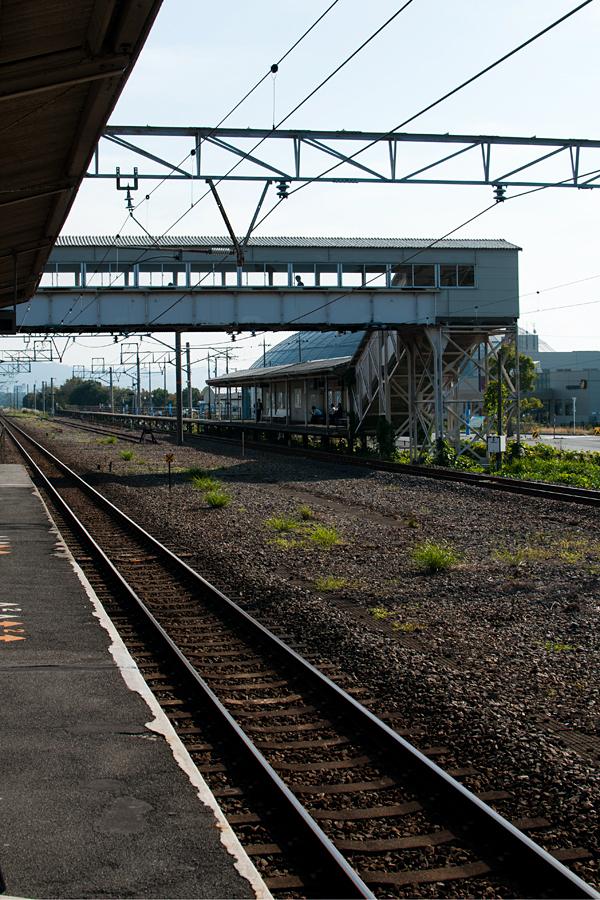 ホーム|田村駅
