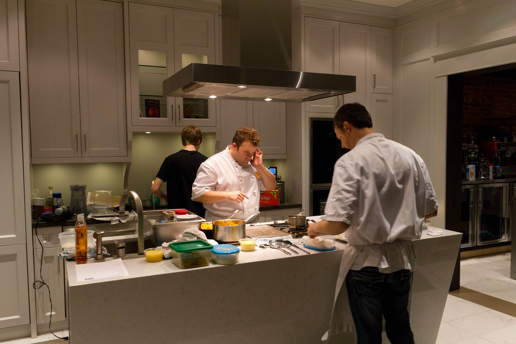 In the Kitchen Studio