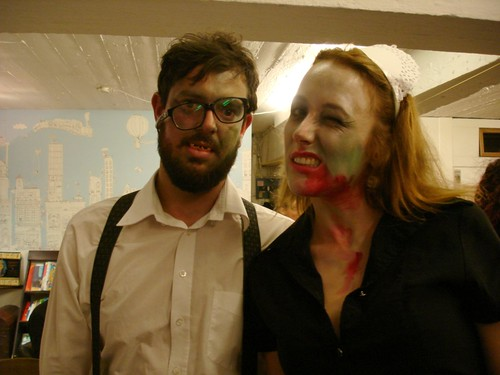 Bloody Parchment 2011: Zombies