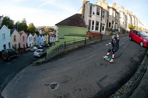 John Girffiths - Steepest Street in Europe