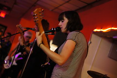 Wax Idols, La Salamandra, Durham NC, 10/28/11 (Ash Crowe) Tags: durham northcarolina lasalamandra waxidols