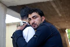 Gender bond (Swiatoslaw Wojtkowiak) Tags: male men festival sex friendship faith iraq religion belief gender masculinity mesopotamia kurdistan irak kurdish yazidi 2989 ezidi