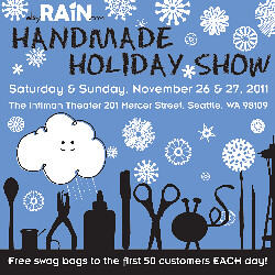 etsyRAIN Handmade Holiday Craft Show