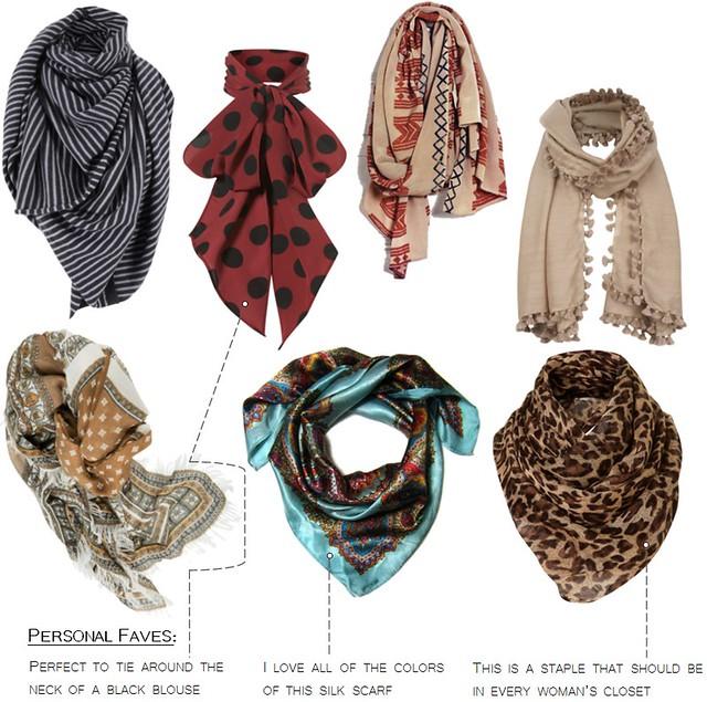 scarf season