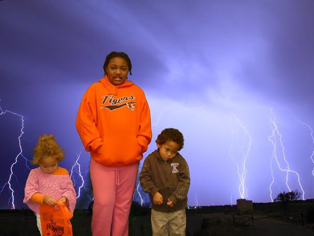 Struck by Lightning?