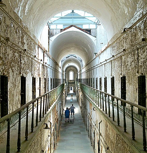 HAUNTED: Eastern State Penitentiary
