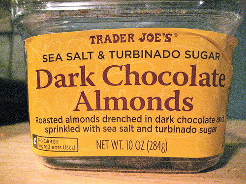 trader joe's magic almonds